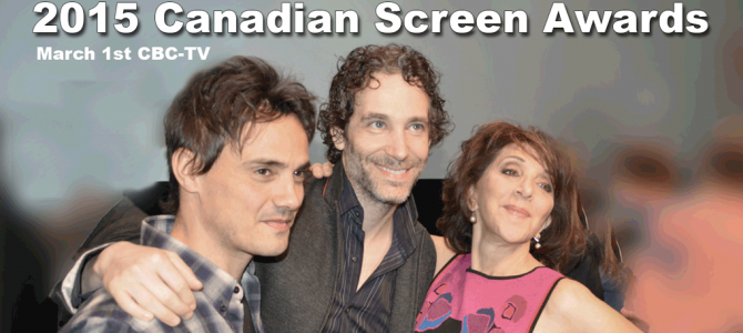 Andrea Martin host 2015 Canadian Screen Awards