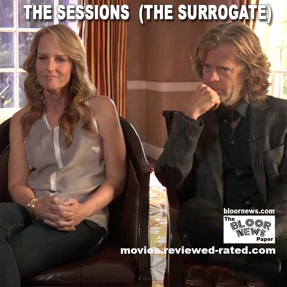 The Sessions (originally titled The Surrogate)