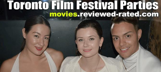 Toronto Film Festival 2015 Parties