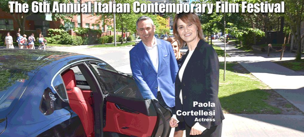 Italian Contemporary Film Festival 2017